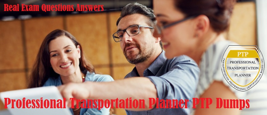 Professional Transportation Planner PTP Dumps
